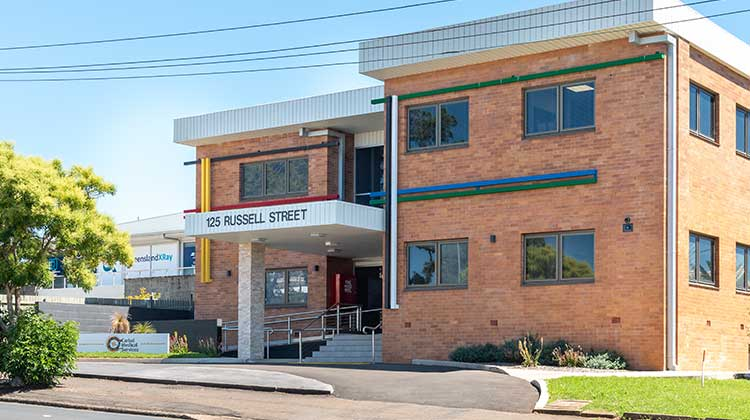 Carbal Allied Health Services   125 Russell Street, Toowoomba