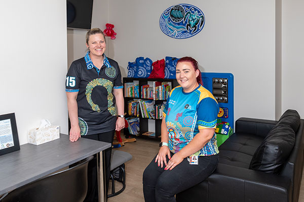 Maternal & Children's Health - Clinical Services   Carbal Medical Services - AMS - Aboriginal Medical Service Toowoomba & Warwick