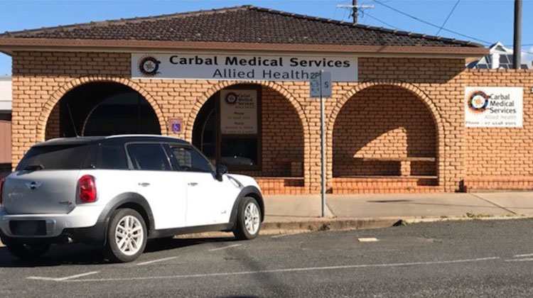 Carbal Allied Health Services   36 King Street, Warwick